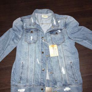 Men's jean jacket BRAND NEW